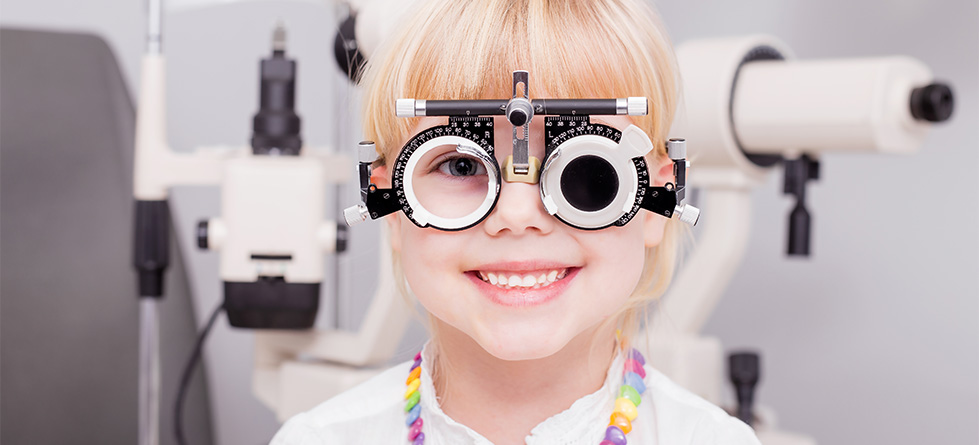 pediatric optometrist near me