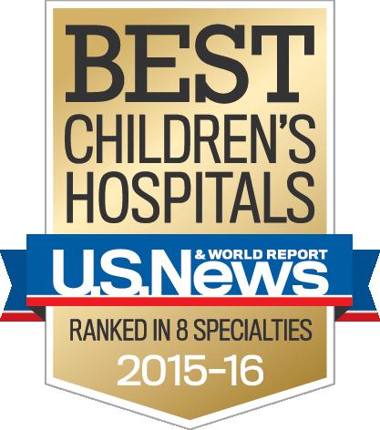 Children's Hospital of Michigan best children's hospital